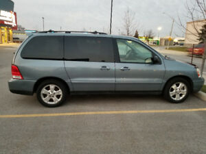 2006 Ford Freestar Minivan, Van