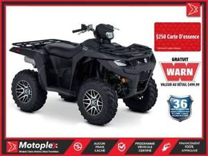 2019 Suzuki KingQuad 750AXi Power Steering