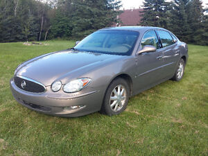 2006 Buick Allure CXL – Fully Loaded Low KMs