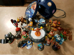 Skylanders for Xbox 360 with Portal and Carry Case