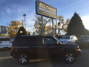 2016 Jeep Patriot Sport  4X4 w/ LEATHER, SUNROOF, REMOTE START