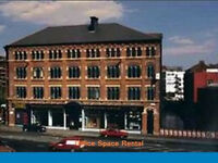 Co-Working * Albion Wharf - Central Manchester - M1 * Shared Offices WorkSpace - Manchester