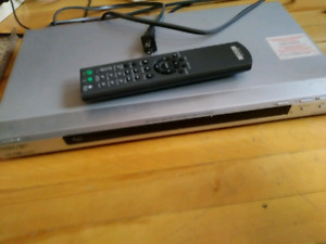 SONY DVD PLAYER DVD-BS55P