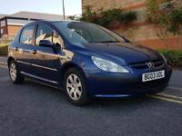 Peugeot 307 1.6 16v ( a/c ) 2003MY Rapier