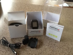 TOMTOM MULTY-SPORT WATCH