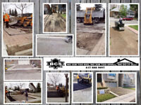 ASPHALT SEASON open  CALL AND SAVE NOW PAVING NEW OR REPAIRS