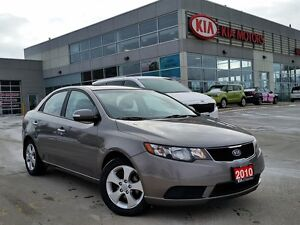 2010 Kia Forte 2.0 EX | HTD SEATS | SUNROOF | BLUETOOTH
