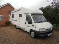 McLouise 361 4 Berth Motorhome For Sale