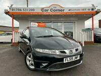 2009 Honda Civic I-VTEC SE used cars Rochdale, Greater Manchester Hatchback Petr
