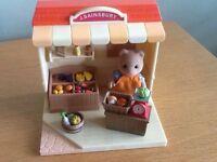 Sylvanian Families Sainsbury's Shop Set