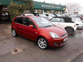 Ford Fiesta 1.4 2007. Zetec Climate 5DR 59000MLS EXCELLENT