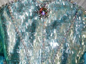 Size 5-6 Disney Store Elsa dress Belleville Belleville Area image 2