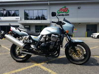 1997 Kawasaki ZR1100C1 ZRX1100 1,148 Miles 2 Former Keepers Fantastic Condition