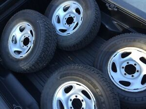 16 inch steel rims for Toyota Tacoma