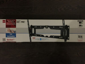 Brand New - TV Tilting Wall Mount - Screens to 80 Inch