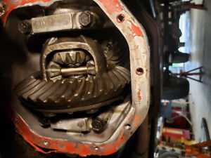 Dodge Front Diff | Find Transmission parts, Wheel Bearings