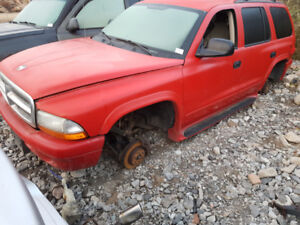 2003 DURANGO.. JUST IN FOR PARTS AT PIC N SAVE! WELLAND