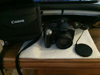 Canon Powershot S5IS  Digital Camera * Like New*