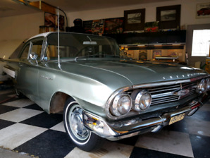 1960 Chevy Biscayne 2 Door