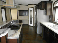 Brand New Modular Home with Gourmet Kitchen