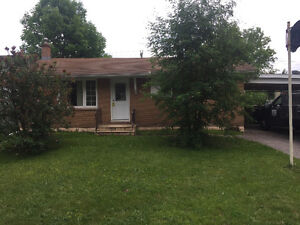 Sault College Student House for Rent