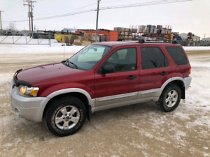 2007 Ford Escape AWD 155,00kms