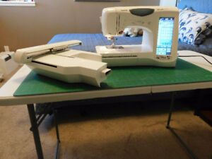 Brother ULT 2003D sewing/embroidery machine