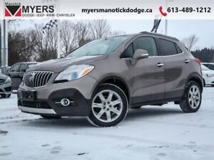 2014 Buick Encore LEATHER  - Leather Seats -  Bluetooth - $150.5