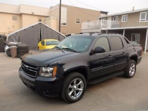 2007 Chevrolet Avalanche 4WD Crew Cab