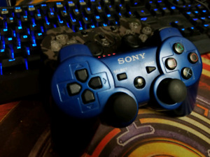 PS3 PlayStation 3 controllers good condition!! L@@K