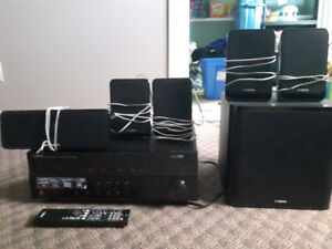 Yamaha YHT196 Home Theater System