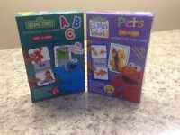 Sesame Street Interactive Flash Cards