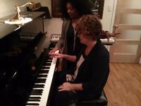 COURS de PIANO pour RETRAITÉS
