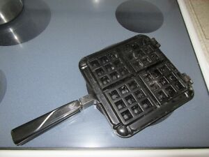 Waffle Iron- for stove top
