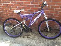 "Dunlop 24"" Mountain Bike / Bicycle"