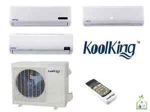 ductless split AC heat pump units by Carters London Ontario image 1