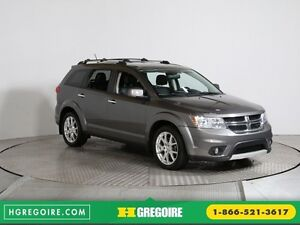 2013 Dodge Journey R/T AWD A/C BLUETOOTH CAMERA RECUL