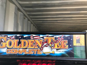 Golden Tee Complete