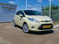 Ford Fiesta Titanium 5dr ONE OWNER PETROL MANUAL 2008/58