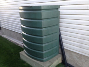 Rain Storage Collector