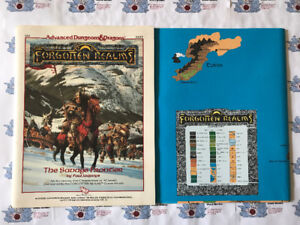 """RPG """"FR: The Savage Frontier AD&D"""""""
