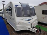 2013 Bailey Pegasus Verona GT65 Fixed Bed 4 Berth Caravan