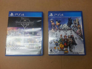 Kingdom Hearts HD 1.5 + 2.5 and KH HD 2.8