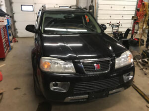 2006 Saturn vue certified