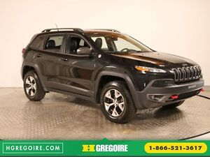 2015 Jeep Cherokee TRAILHAWK V6 AWD NAVIGATION MAGS CAMÉRA DE RE