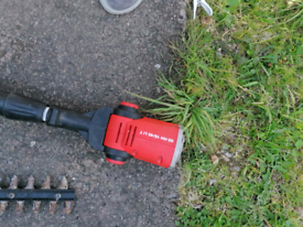 Einhell / Ozito Long reach hedge trimmer cordless