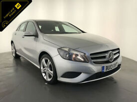 2013 MERCEDES A200 BLUE EFFICIENCY SPORT CDI 5 DOOR HATCHBACK DIESEL FINANCE