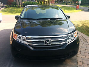 2013 Honda Odyssey EX -Leather - Extended Warranty
