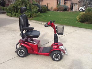 FOR RENT MOBILITY SCOOTERS AND POWER CHAIRS. $ 100. P/m