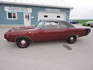 1968 DODGE DART GTS 340 AUTOMATIC.** FINANCE AVAILABLE**